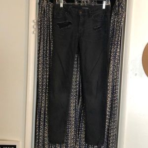 Vigoss black denim jeans